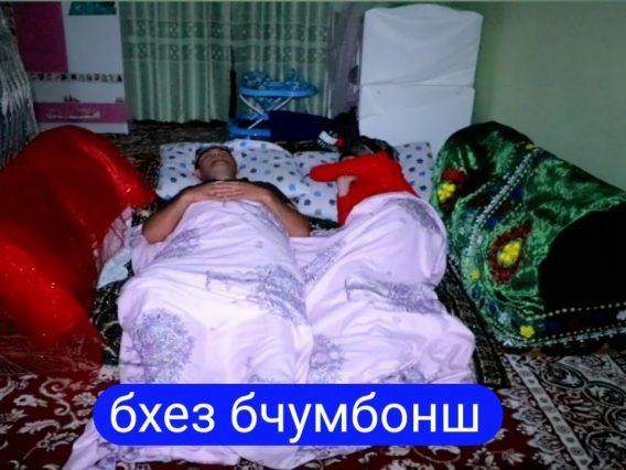 Хез бчумбонуш мугамбо сахнаи нав 2019